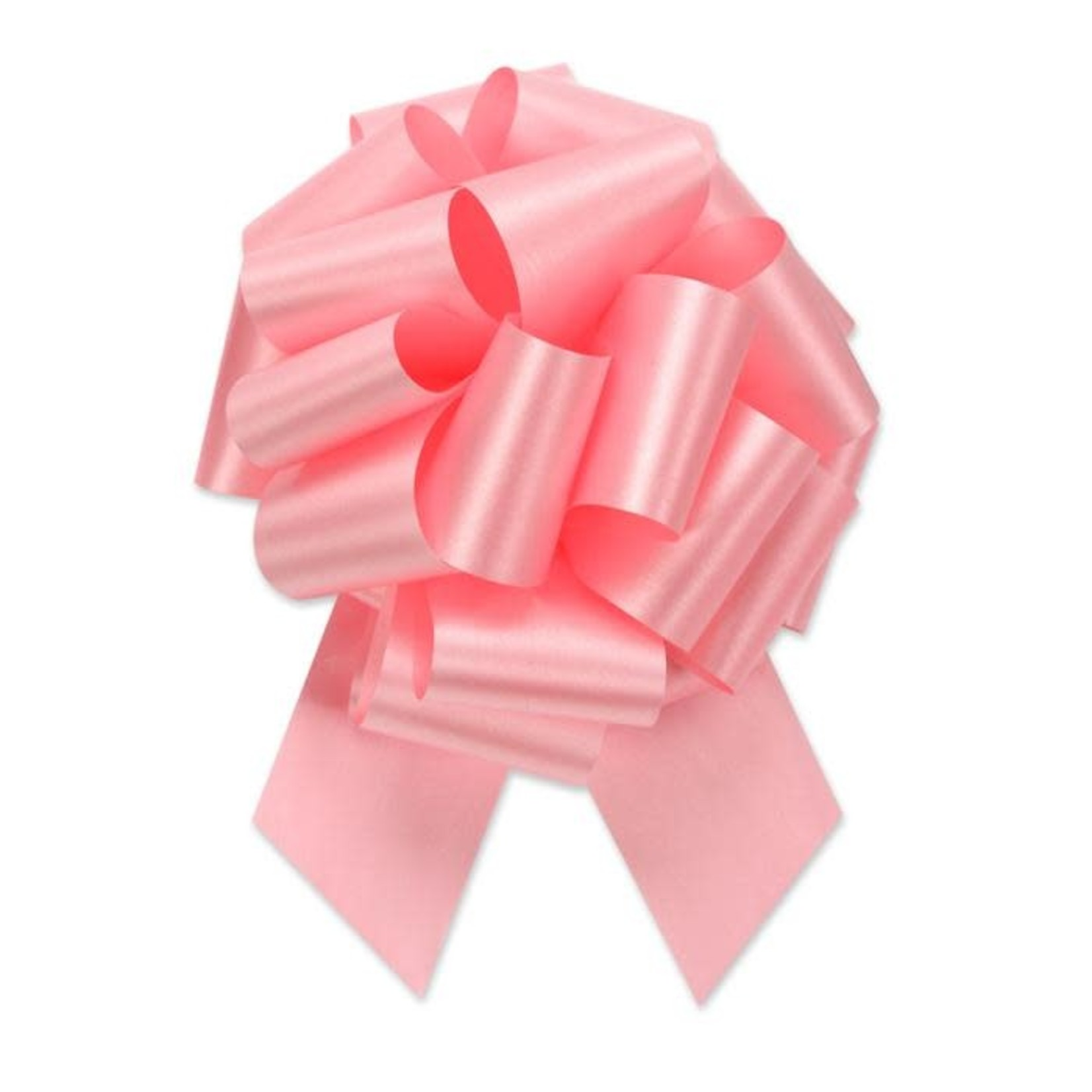 """2.5"""" Perfect Bow #40 PINK, 2.5"""" ribbon width, 8""""d bow size, 20 total loops"""