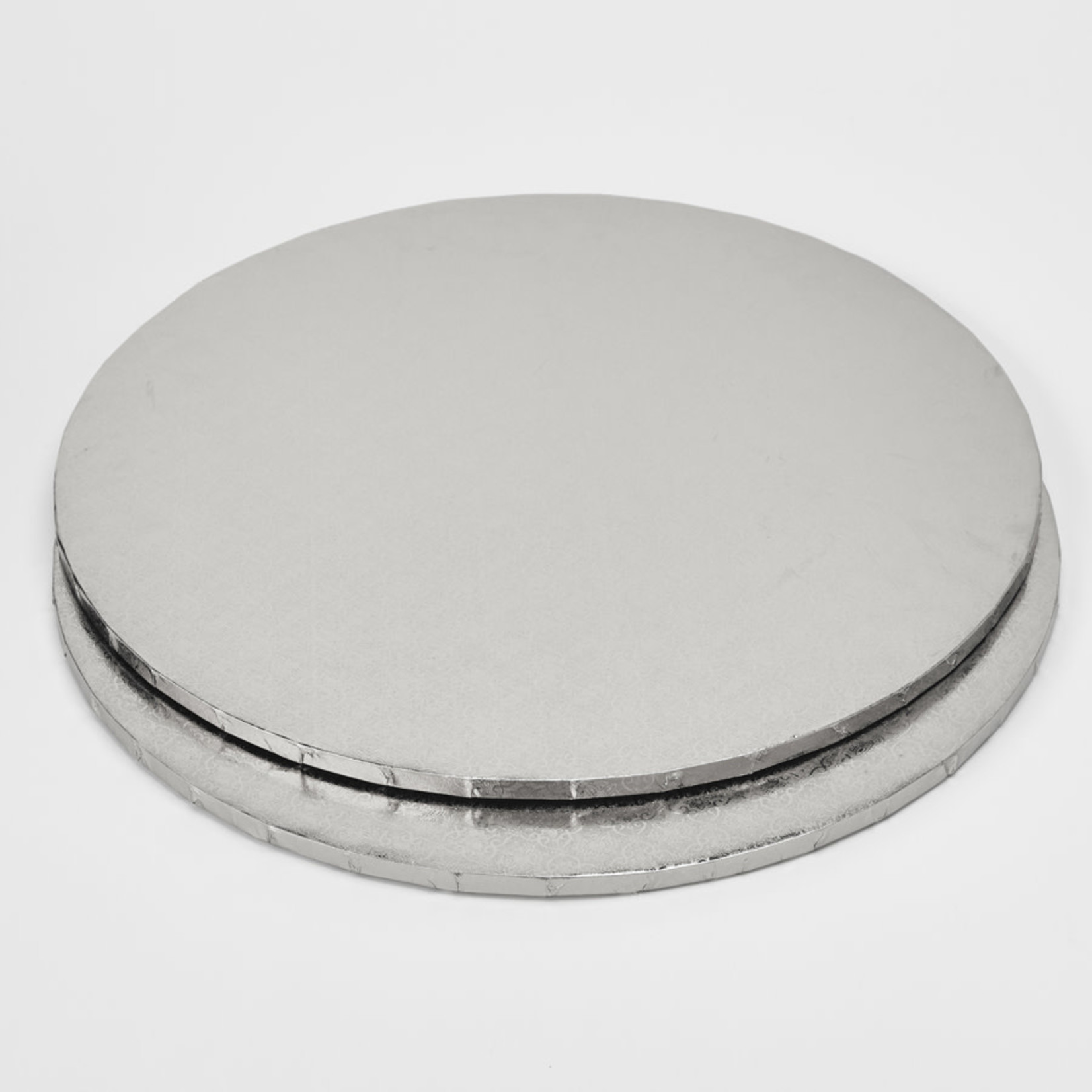 20'' SILVER CAKEBOARD (SOLD INDIVIDUALLY)