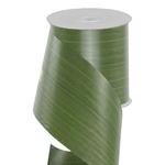 4.25'' X 50 YD MOSS GREEN ASPID RIBBON TAI LEAF RIBBON