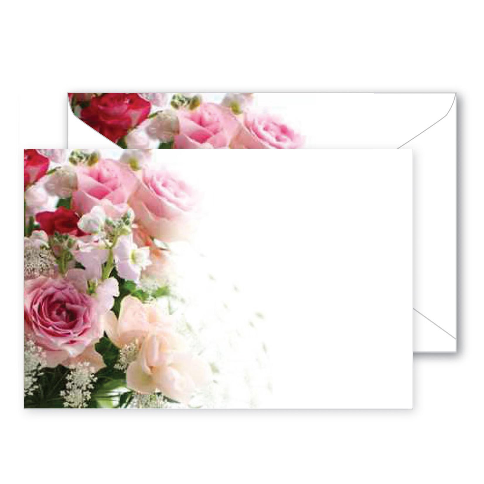 4.5 x 3 Rose Photography box ENVELOPE