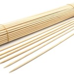 """18"""""""" STAKES STICKS NATURAL packed 1,000 per bundle"""