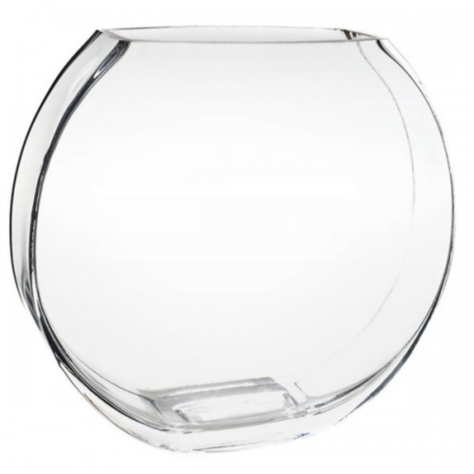 "10"" X 10"" Bullet Rectangle Vase"