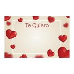 """""""TE QUIERO"""" CAPRI CARD"""