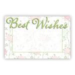 """BEST WISHES"" CAPRI CARD"