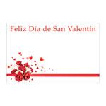 """FELIZ DIA SAN VALENTIN"" CAPRI CARD"