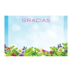 """""""GRACIAS"""" CAPRI CARD"""