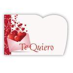"""""""TE QUIERO"""" ROSES IN ENVELOPE CAPRI CARDS"""