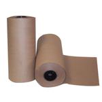 "36"""" 30# Natural Kraft Paper Roll"