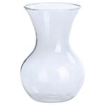 "7"""" Sweetheart Vase - Crystal"