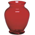 "6 1/4"""" Ginger Vase - Ruby"