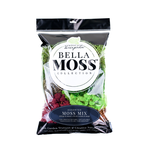 PRESERVED MOSS MIX 200 cu/in BAG FILLED WITH ASST. MOSS