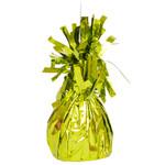 Foil Balloon Weight - Lime Green