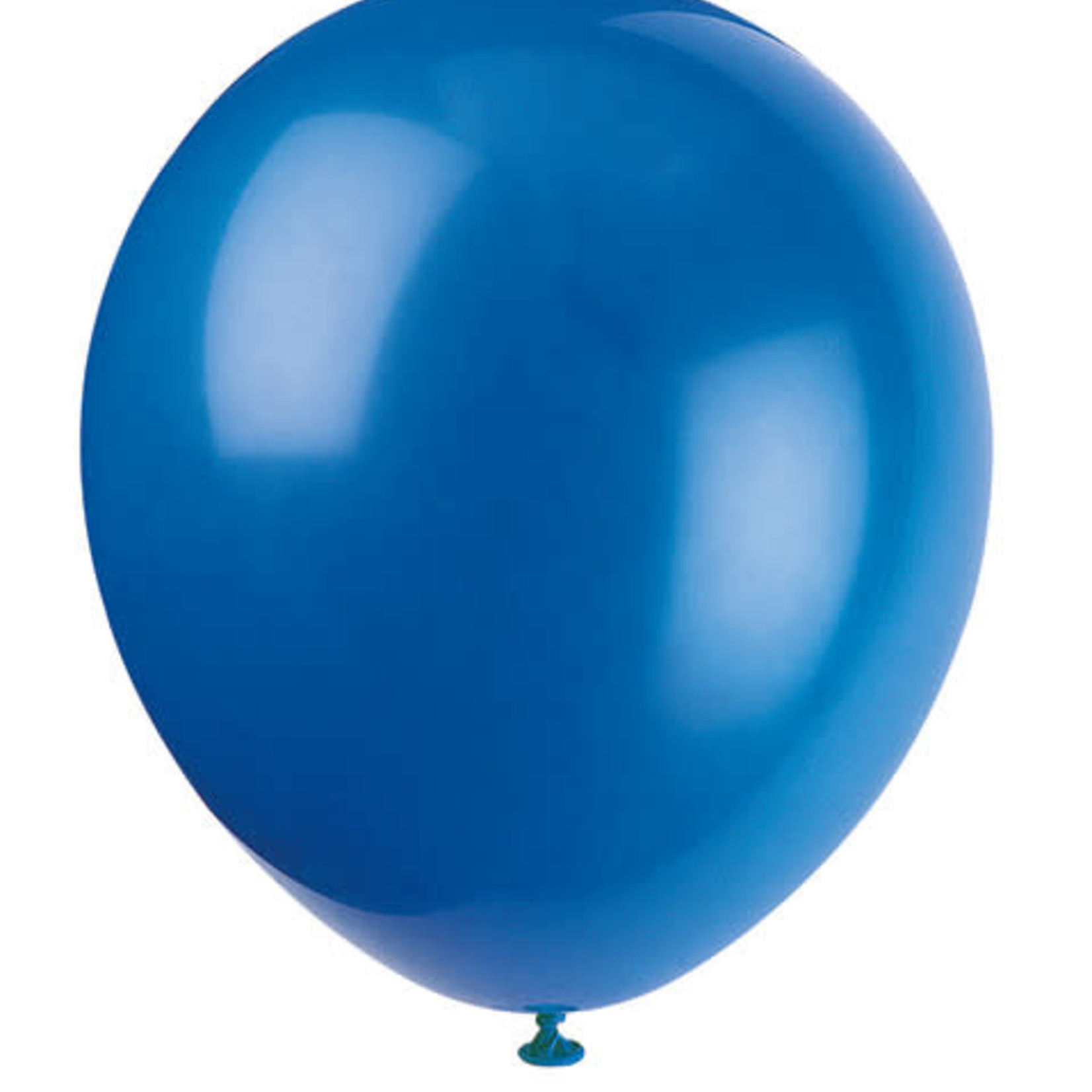 10 12'' ROYAL BLUE BALLOONS