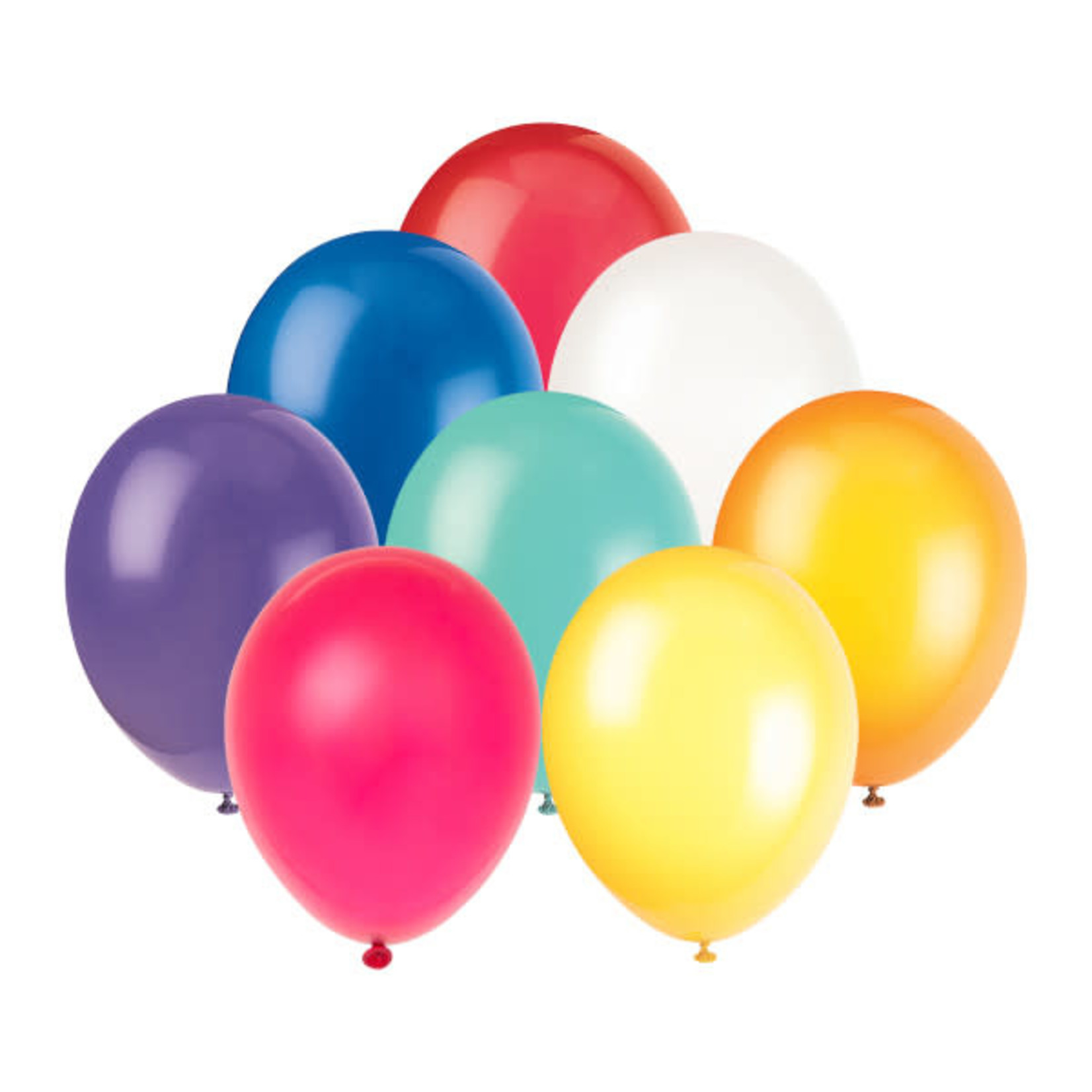"""20 9"""" ASSORTED BALLOONS"""