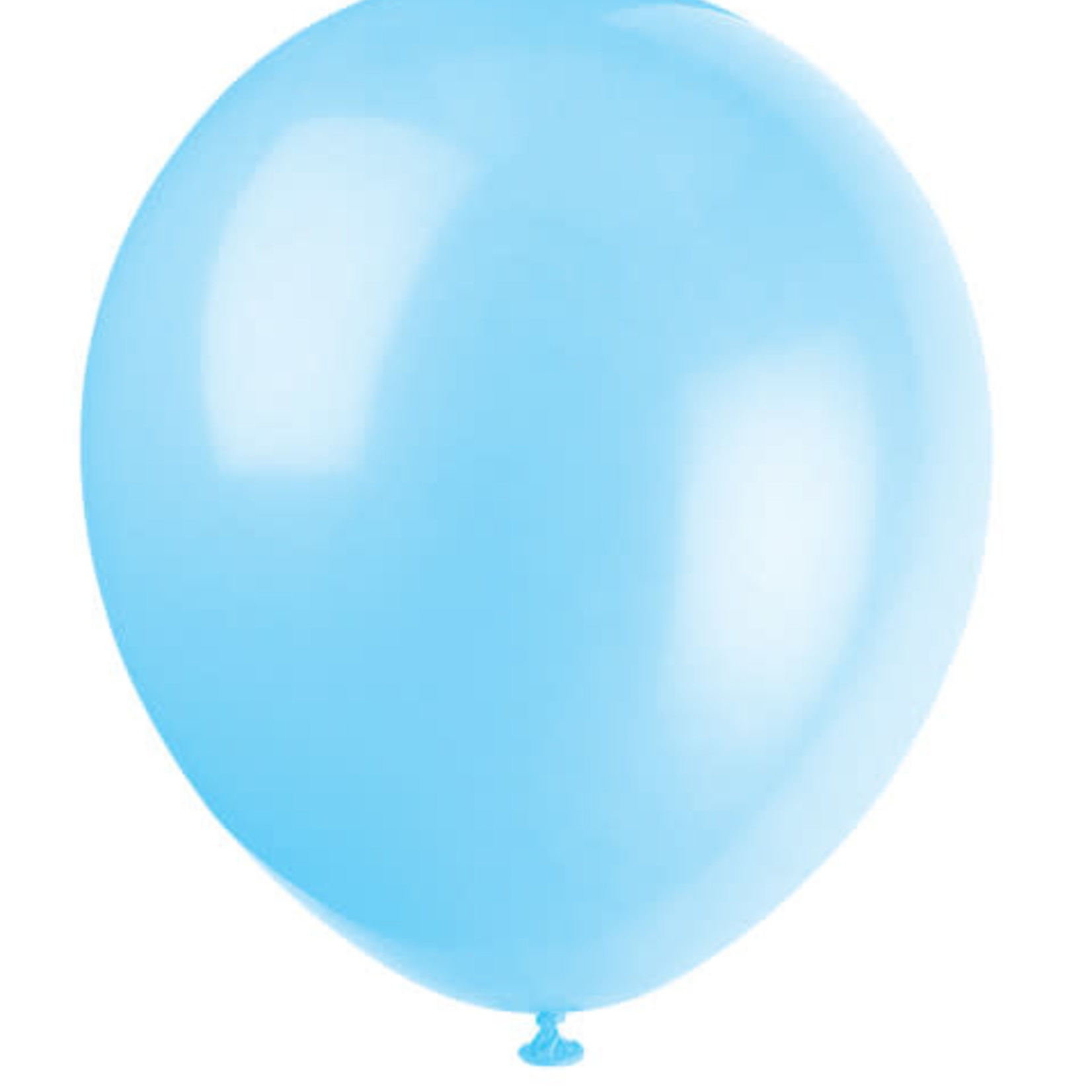 """20 9"""" BABY BLUE BALLOONS"""