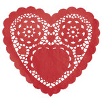 """RED HEART DOILIES 6"""""""