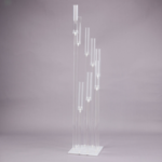 """54"""" 8-CYLINDER CLUSTER ACRYLIC CANDLE"""