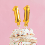 5'' BALLOON CAKE TOPPERS