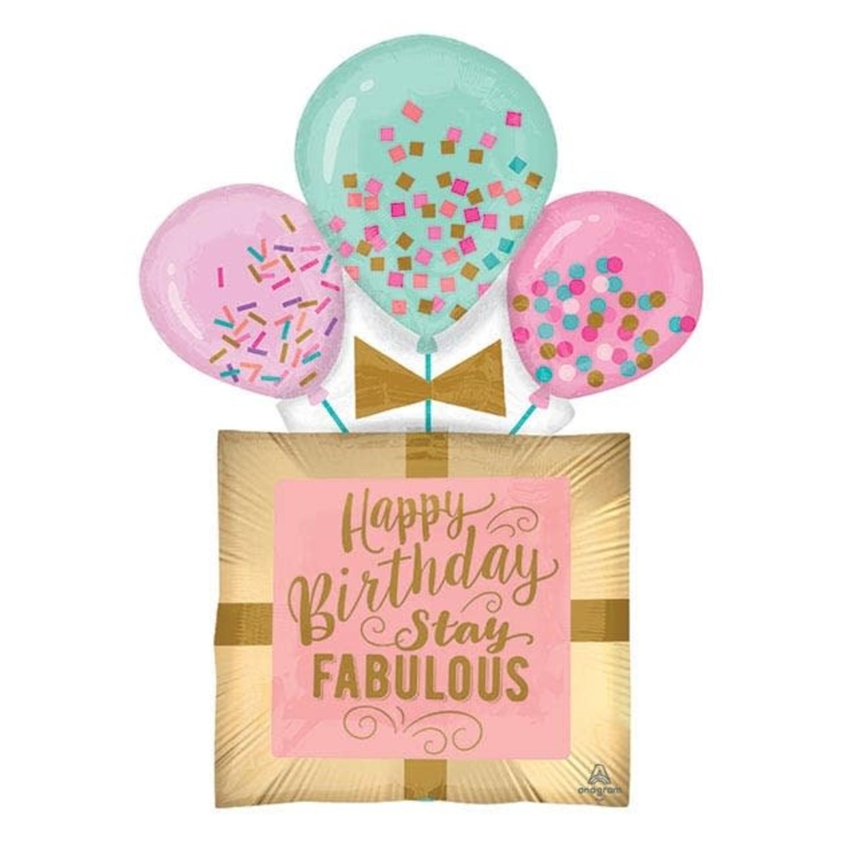 32'' FABULOUS BIRTHDAY