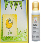 TINTIT SPRAY Sunflower 533-discontinued