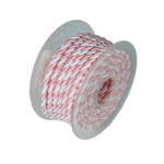 5.5mm x 10Y Rope Pink/ White