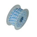 5.5mm x 10Y Rope Light Blue/ White