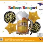 BALLOON BOUQUET BEER