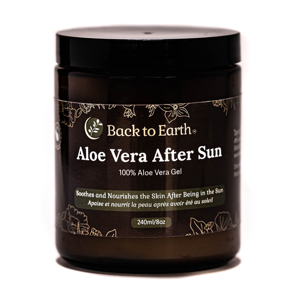 Back to Earth Back To Earth Aloe Vera After Sun 240 ml