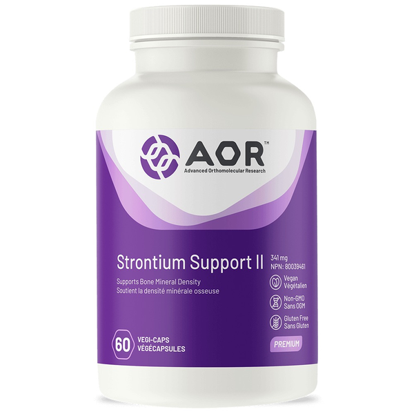AOR AOR Strontium Support II 341mg 120 vcaps