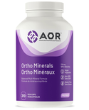 AOR AOR Ortho Minerals 216mg 210 vcaps