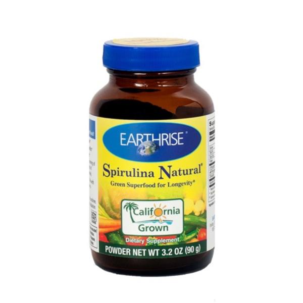 Earthrise Earthrise Spirulina Natural Powder 90g