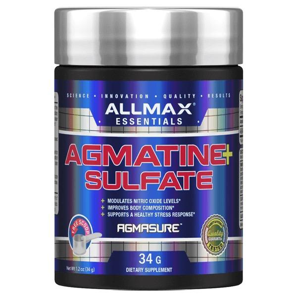 Allmax Nutrition Allmax Agmatine Sulfate 34g
