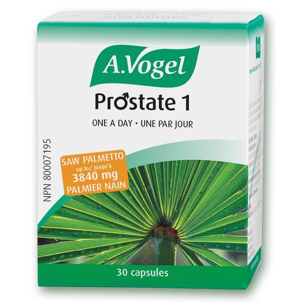 A.Vogel A.Vogel Sabalasan Prostate 1 30 caps