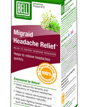Bell Lifestyle Bell Migraid Headache Relief 30 caps