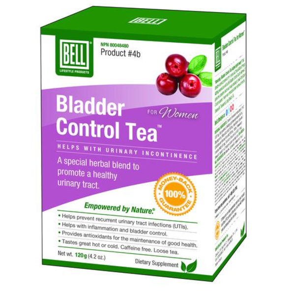 Bell Lifestyle Bell Bladder Control Tea 120g loose tea