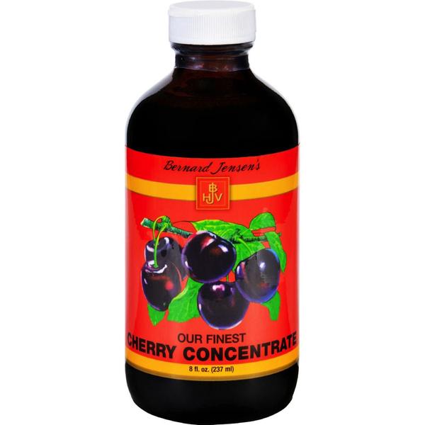 Bernard Jensen's Bernard Jensen Black Cherry Concentrate 237 ml