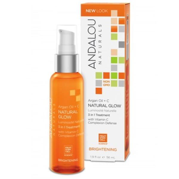 Andalou Naturals Andalou Brightening Argan + Vitamin C 3 in 1 Treatment 56ml