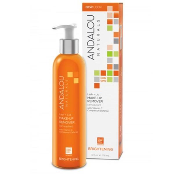 Andalou Naturals Andalou Brightening Revital Lash + Lid Make-Up Remover 178ml