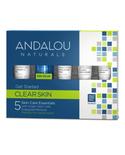 Andalou Naturals Andalou Get Started Clarifying Kit 5 pcs