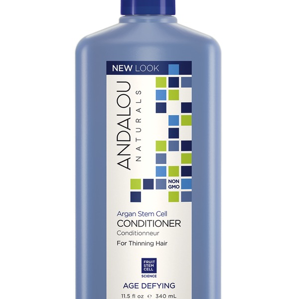 Andalou Naturals Andalou Argan Stem Cell Age Defying Conditioner 340ml