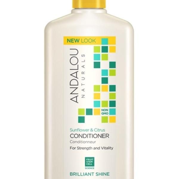 Andalou Naturals Andalou Sunflower Citrus Shine Conditioner 340ml