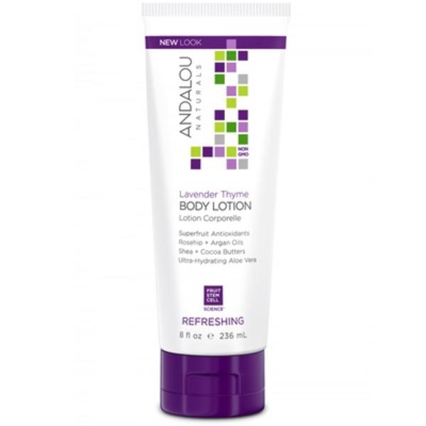 Andalou Naturals Andalou Body Lotion Refreshing Lavender Thyme 236ml
