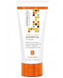 Andalou Naturals Andalou Shower Gel Vitalizing Mandarin Vanilla 251ml