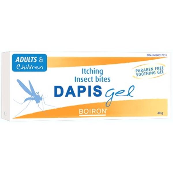 Boiron Boiron Dapis Gel Paraben Free Insect Bites 40 g