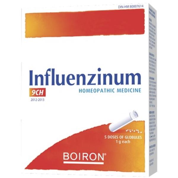 Boiron Boiron Influenzinum Winter Preparation 5 x 1 g doses