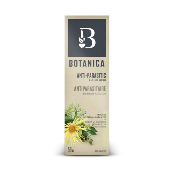 Botanica Botanica Anti-Parasitic Compound 50 ml
