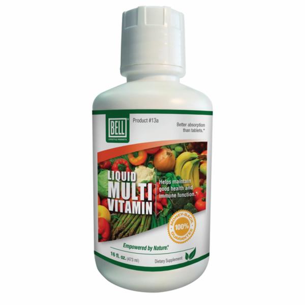 Bell Lifestyle Bell Liquid Multi-Vitamin 480ml