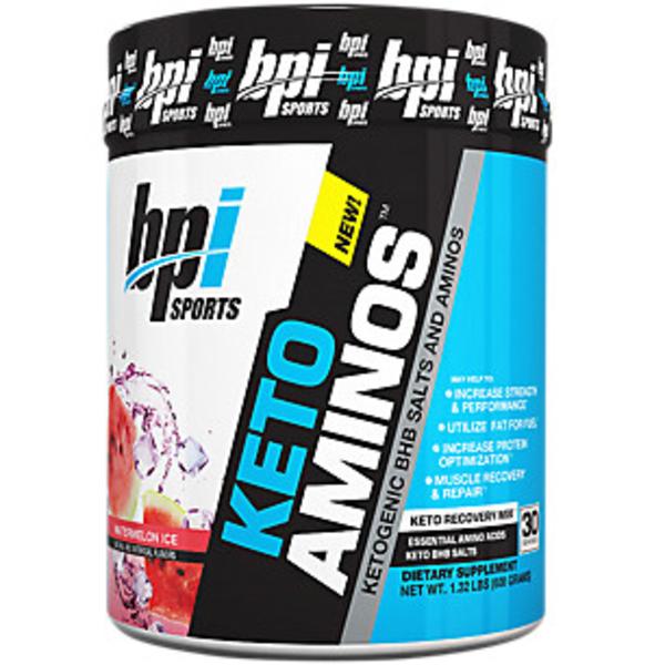 BPI BPI Keto Aminos Watermelon Ice 30 servings
