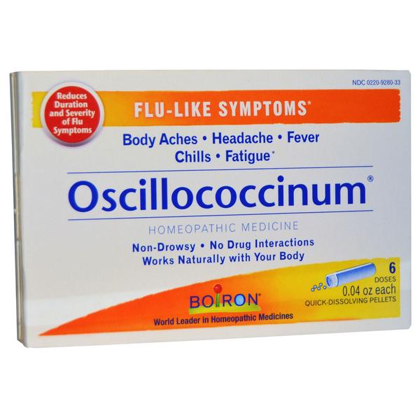 Boiron Boiron Oscillococcinum 6 doses