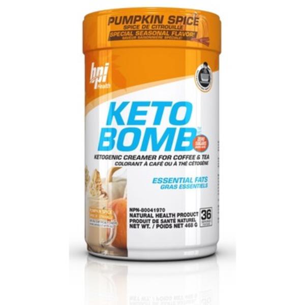 BPI BPI Keto Bomb Pumpkin Spice 468g